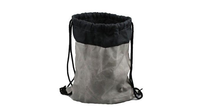 <p>The Daniel Drawstring Backpack</p>