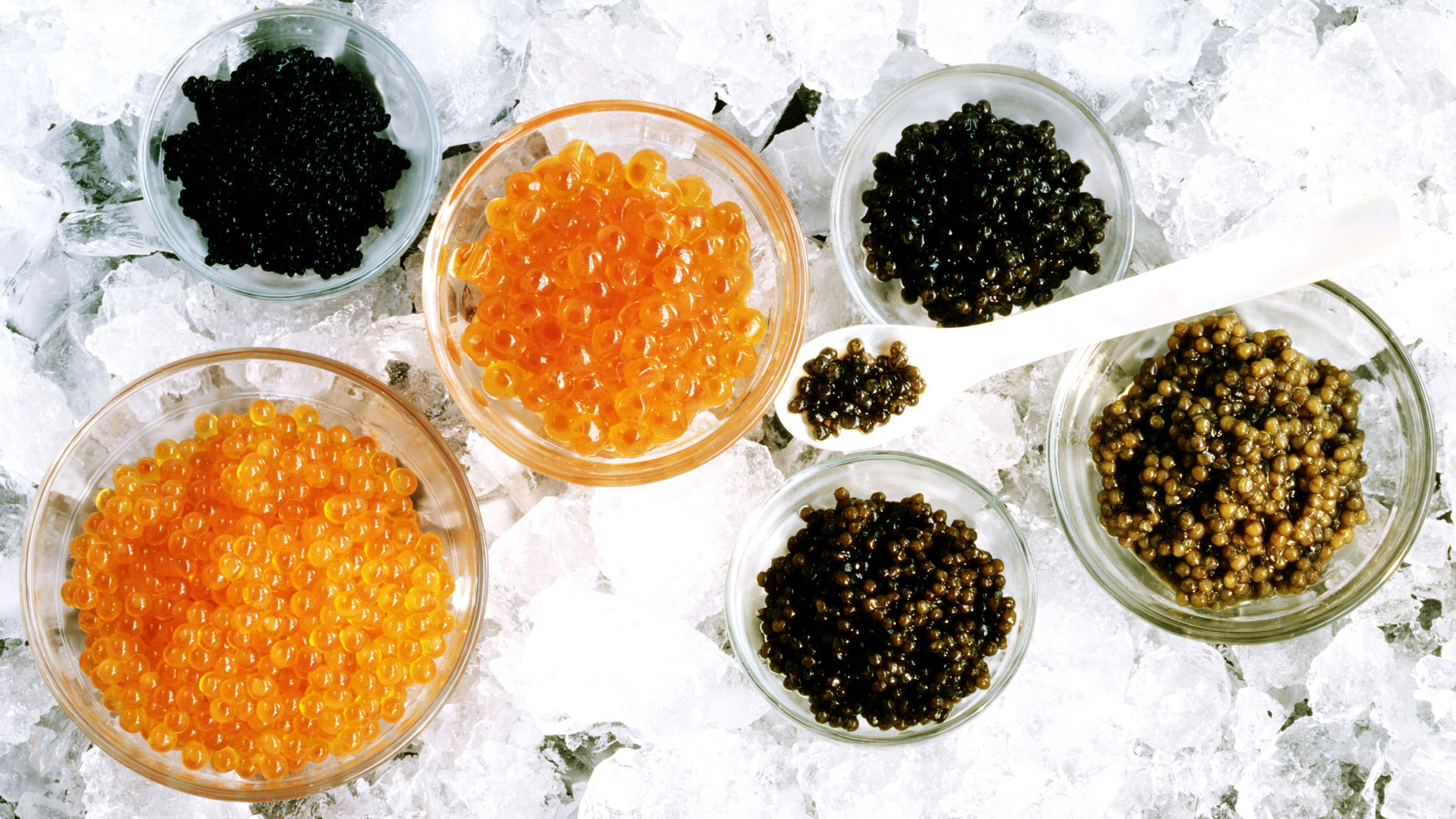 Caviar Making