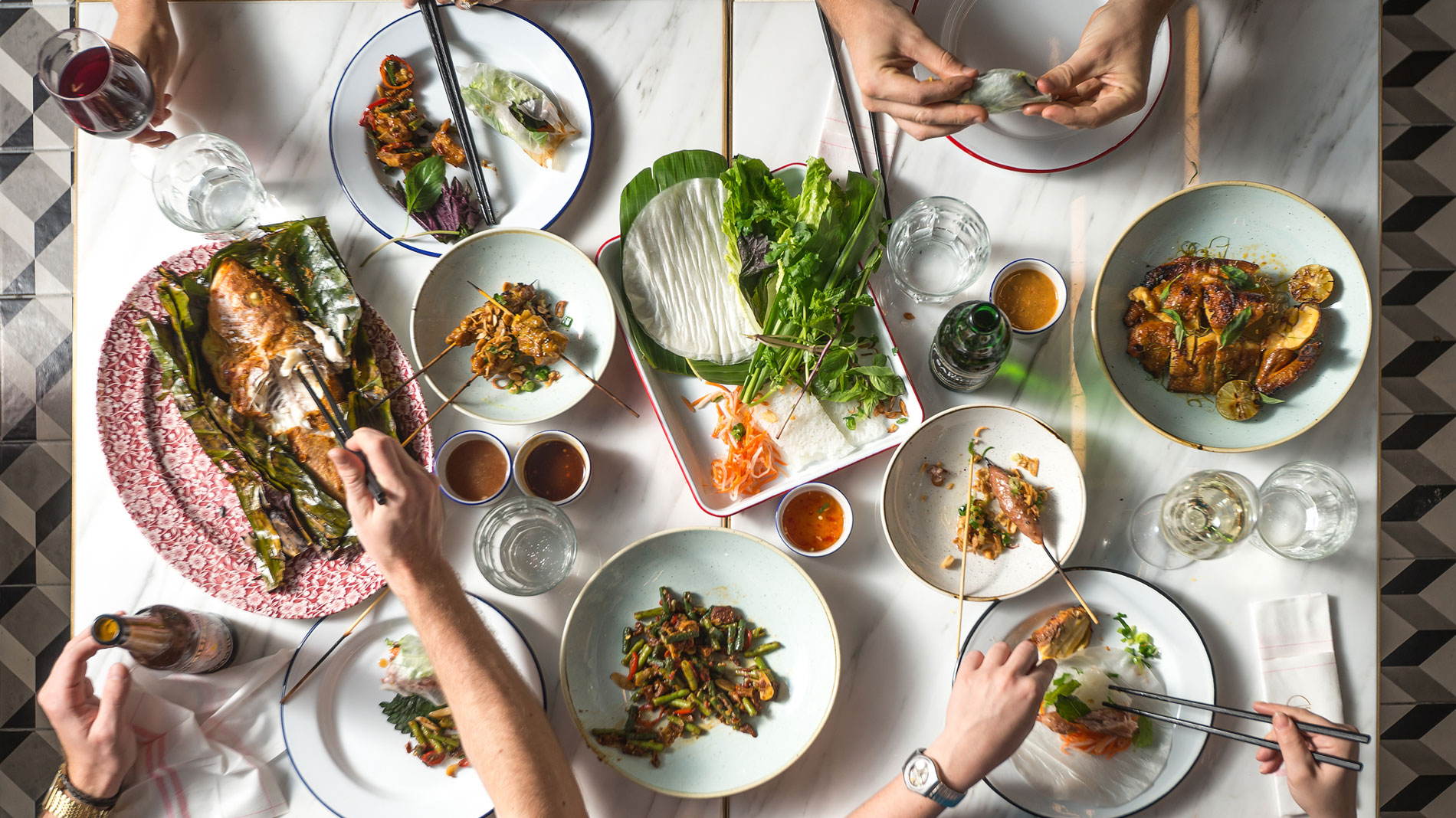 Where to Eat and Drink in Hong Kong, According to Chef Bao La