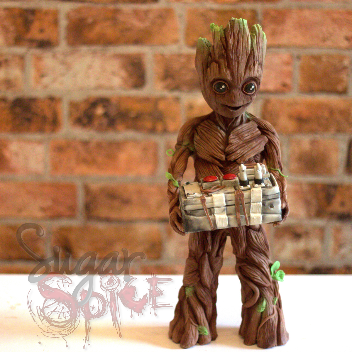 chocolate baby groot