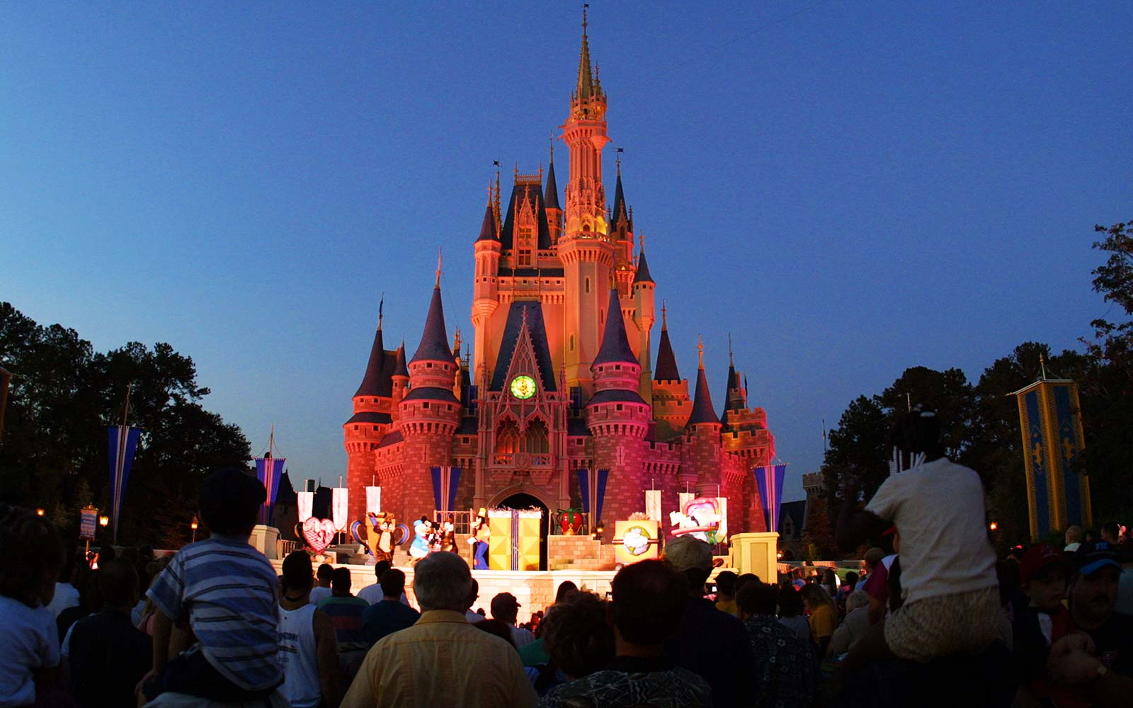 Secrets of Disney's Cinderella Castle