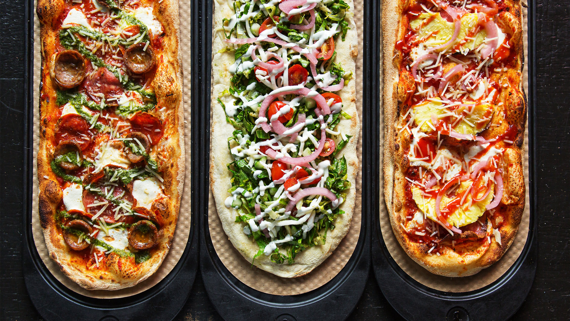 &pizza expands to New York City