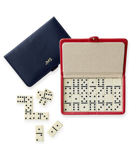 <p>Mark and Graham Travel Domino Set</p>