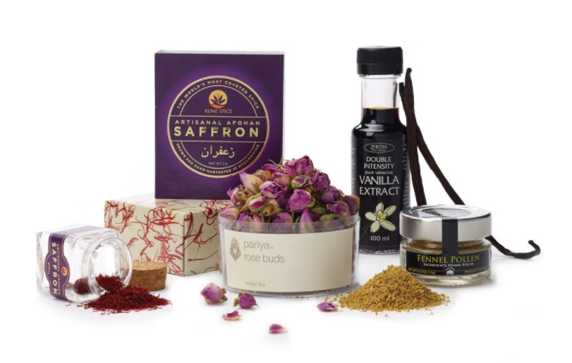 Rare Scents gift set