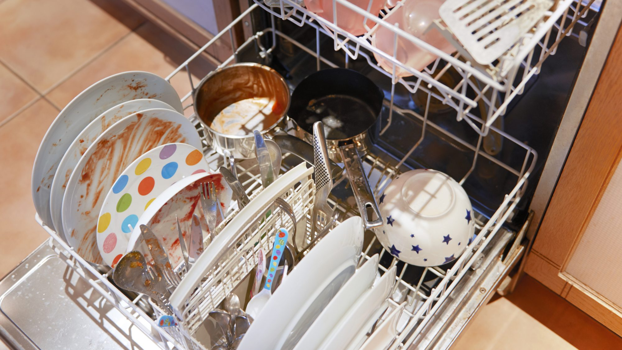 Dishwasher History