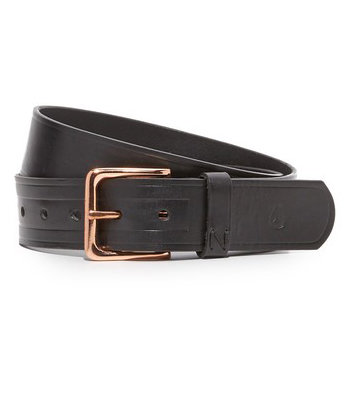 <p>East Dane Nixon DNA Leather Belt</p>