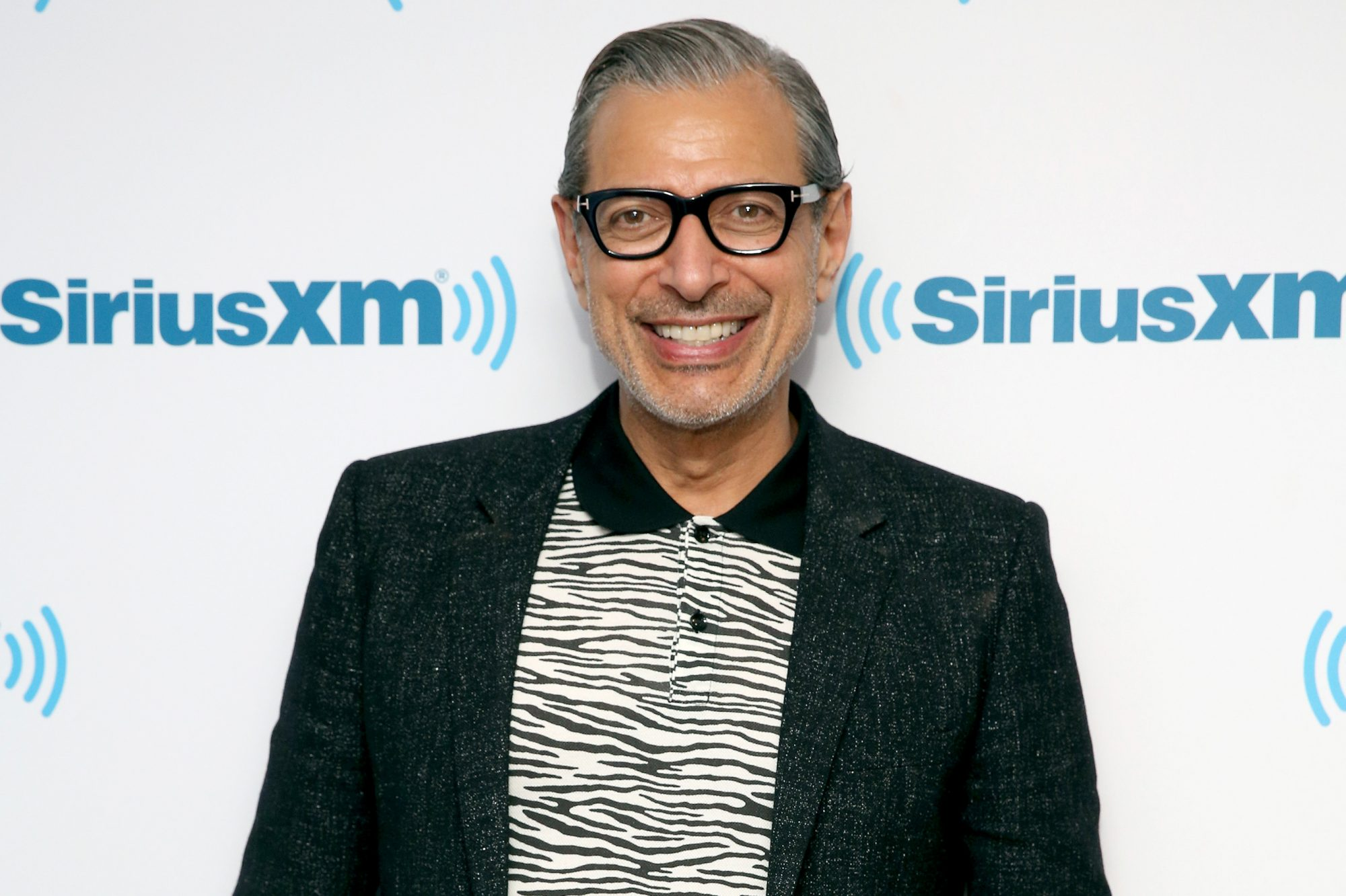 Jeff Goldblum's new gig involves sausages