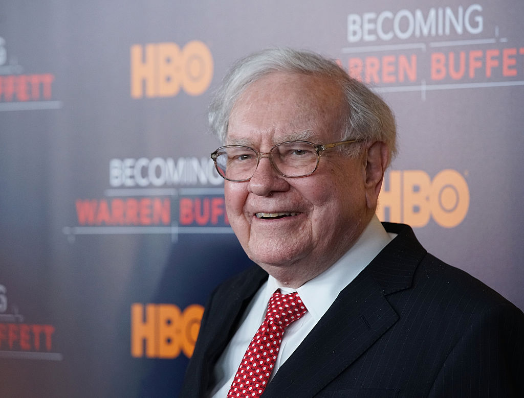 Becoming Warren Buffett  World Premiere