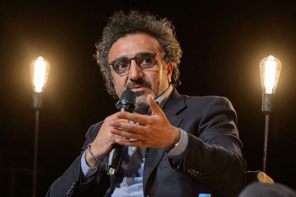 President and CEO of Chobani Hamdi Ulukaya