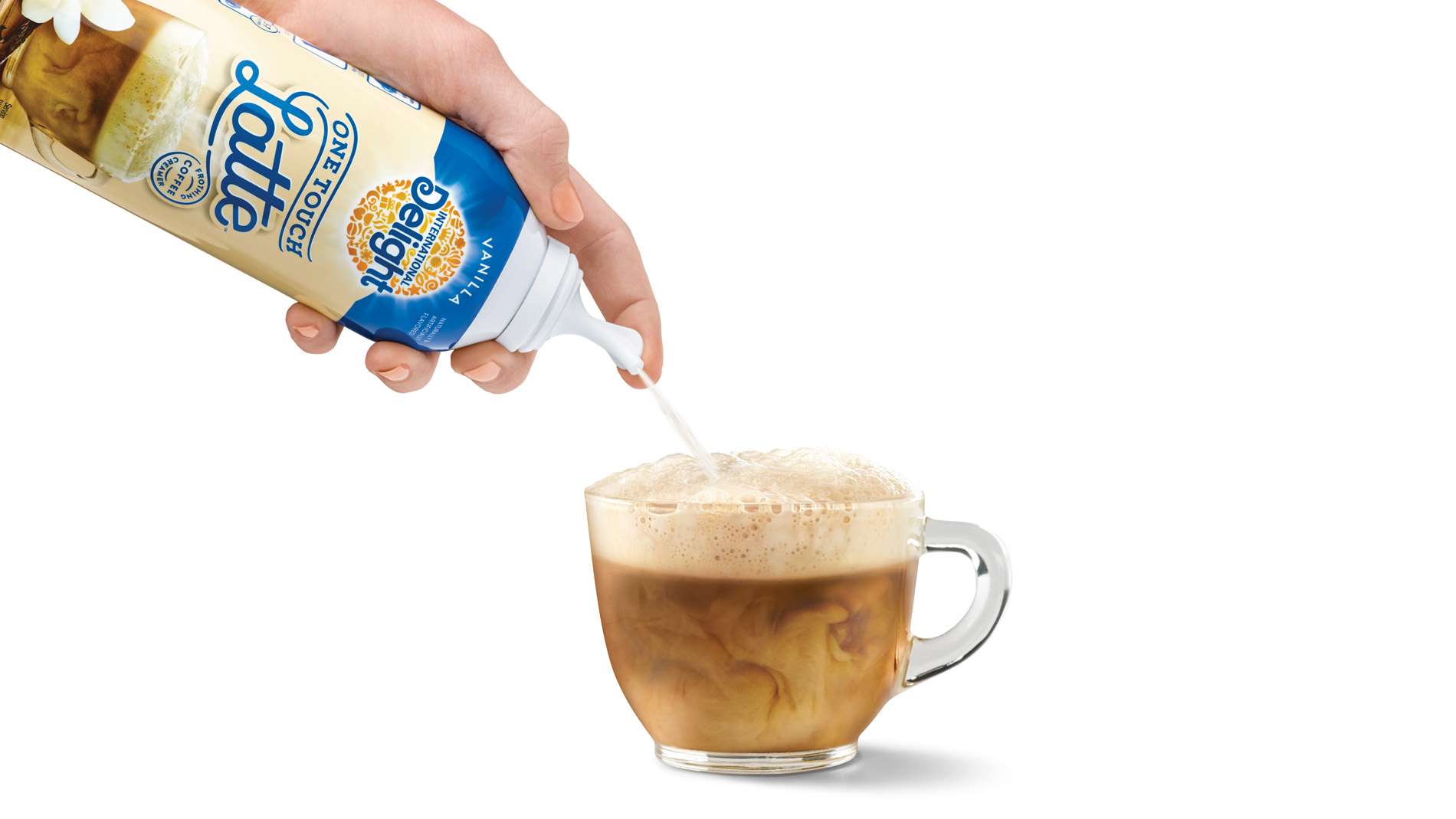 International Delights One Touch Latte