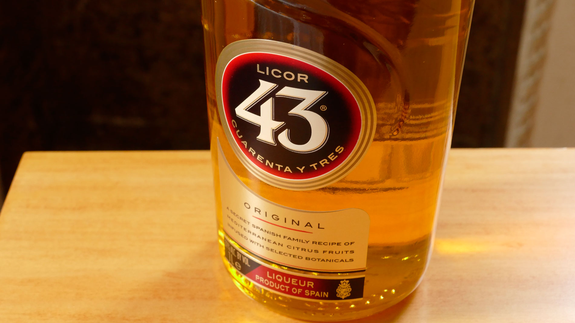 3 Drinks To Make With Licor 43 Spain S Favorite Liqueur