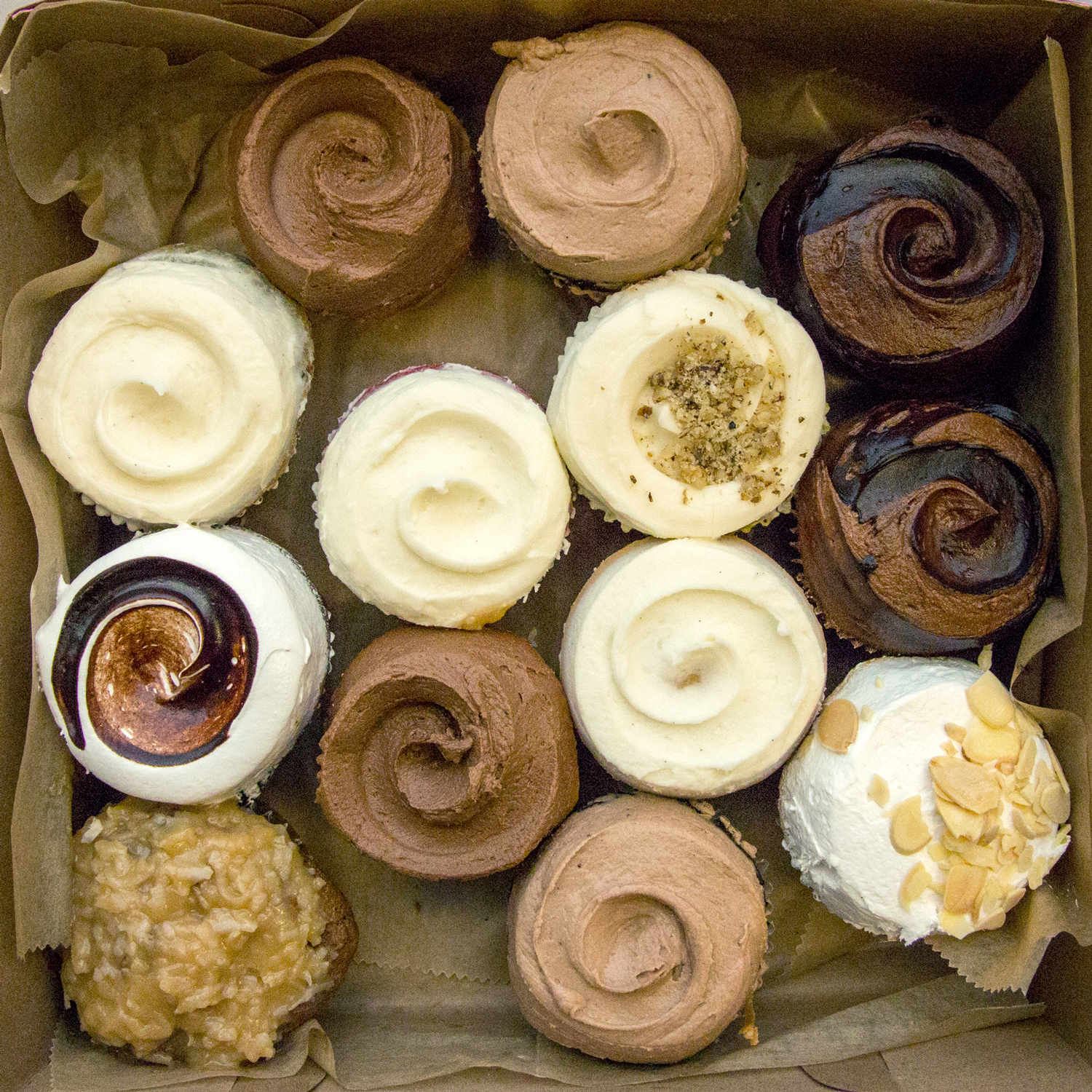 7 Favorite Cupcakes of the Year