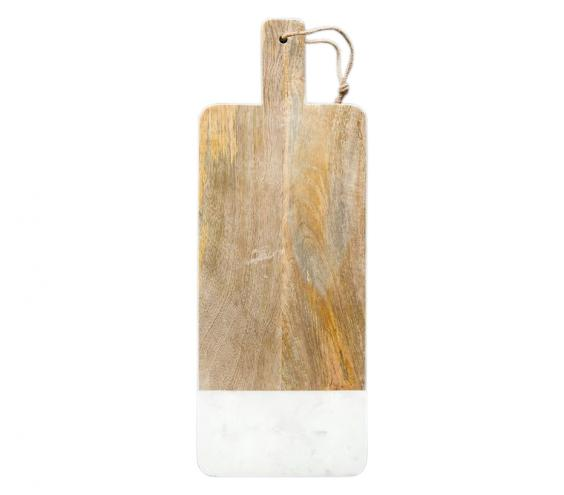<p>Marble Edge Serving Board</p>