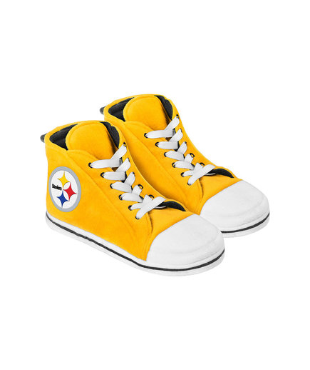 <p>NFL Plus High-Top Sneaker Slippers</p>
