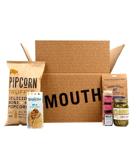 <p>Best of Mouth Subscription Box</p>
