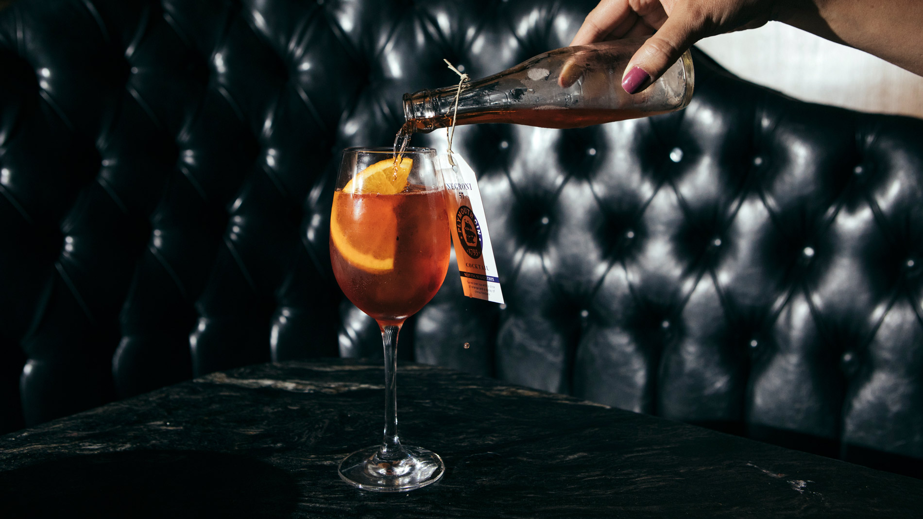 This Sparkling Negroni Is the Ultimate Weekend-Starter