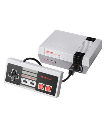 <p>Nintendo Entertainment System: NES Classic Edition</p>
