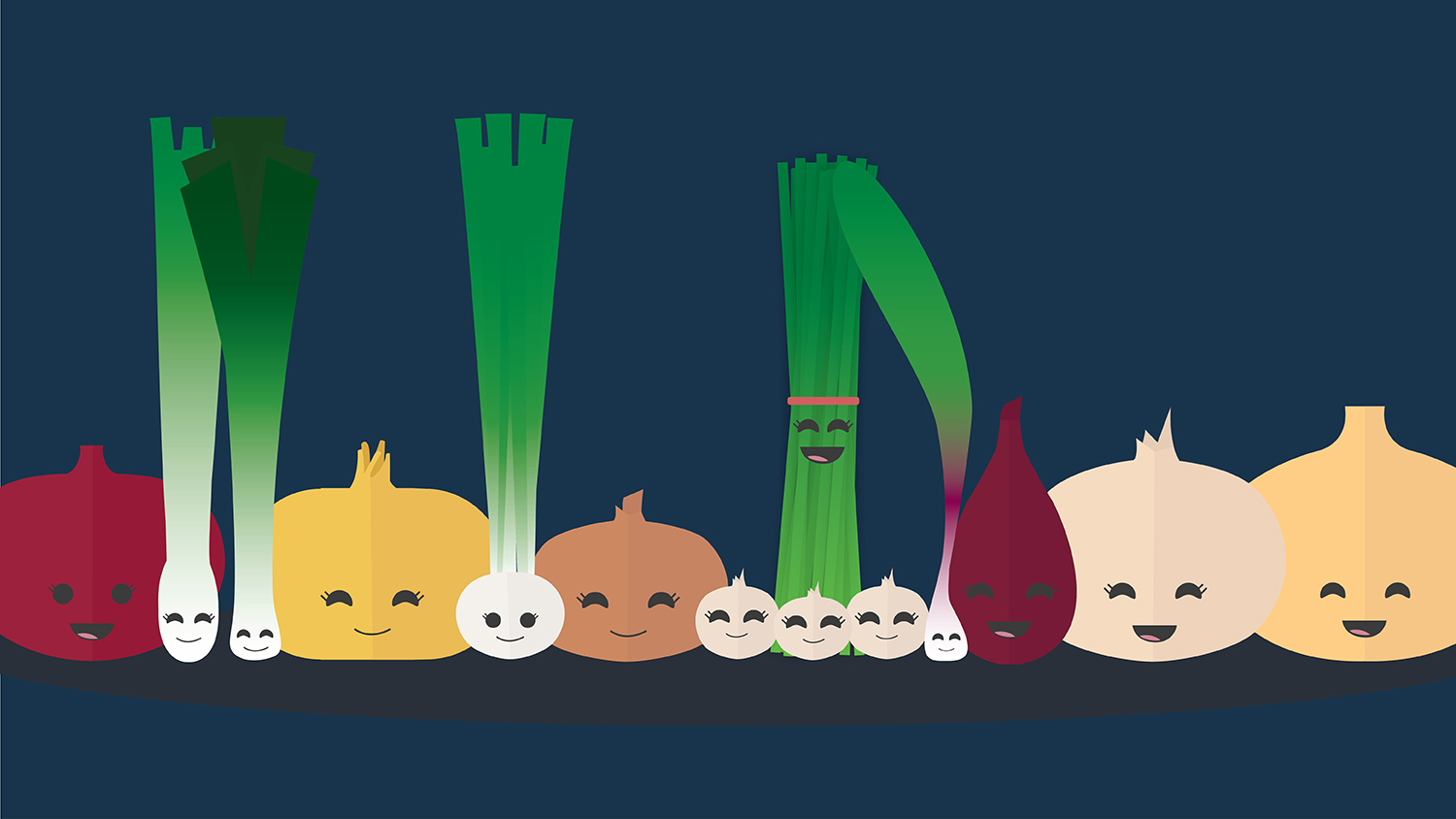 onions and their cousins