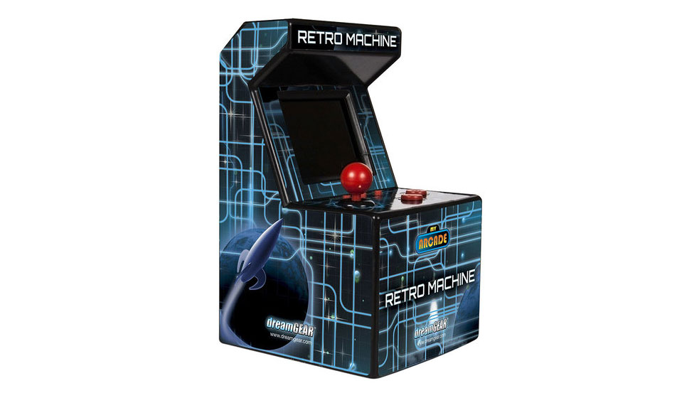 <p>Mini Arcade Machine</p>