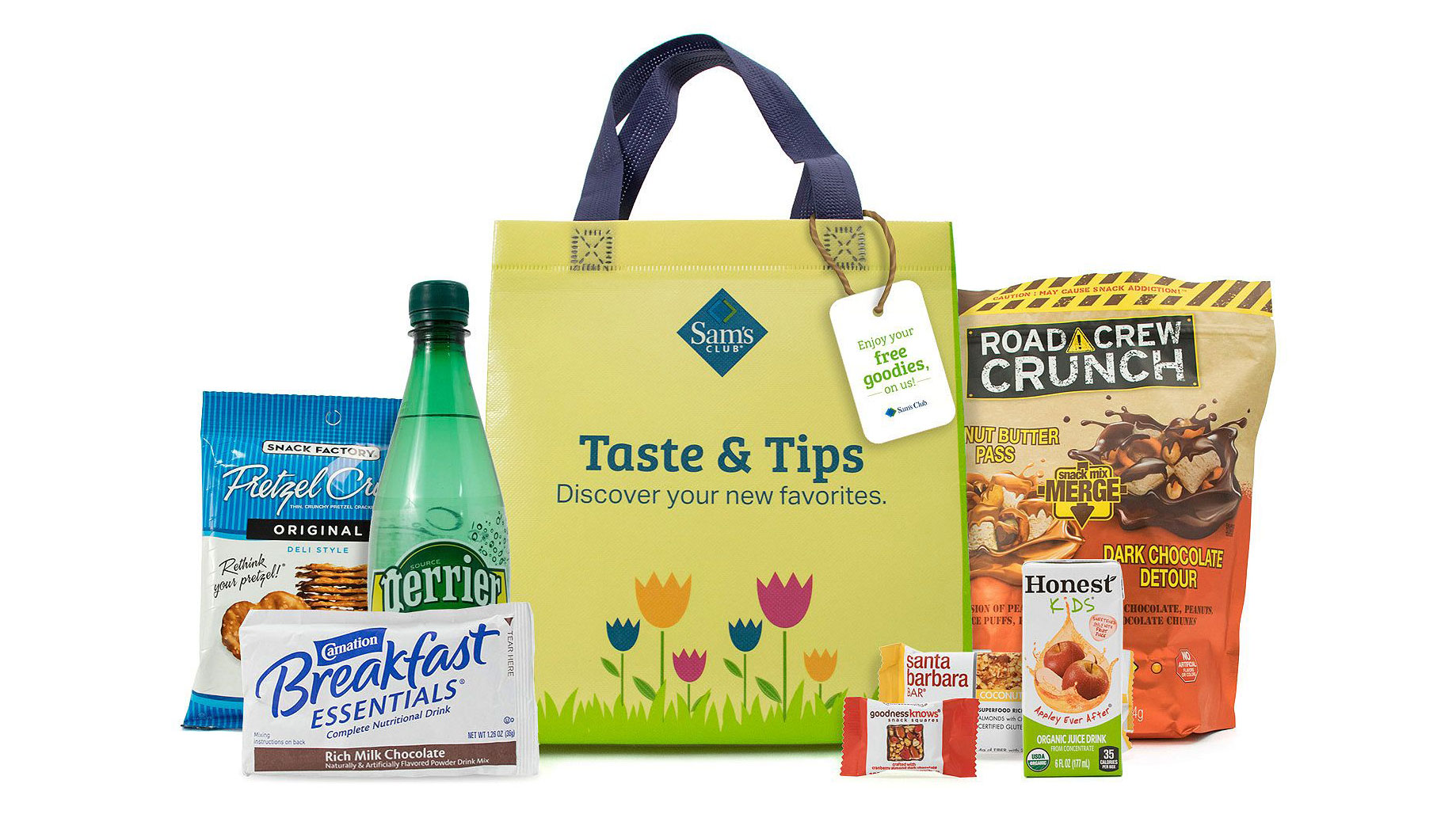 Sam's Club Sampler Bag