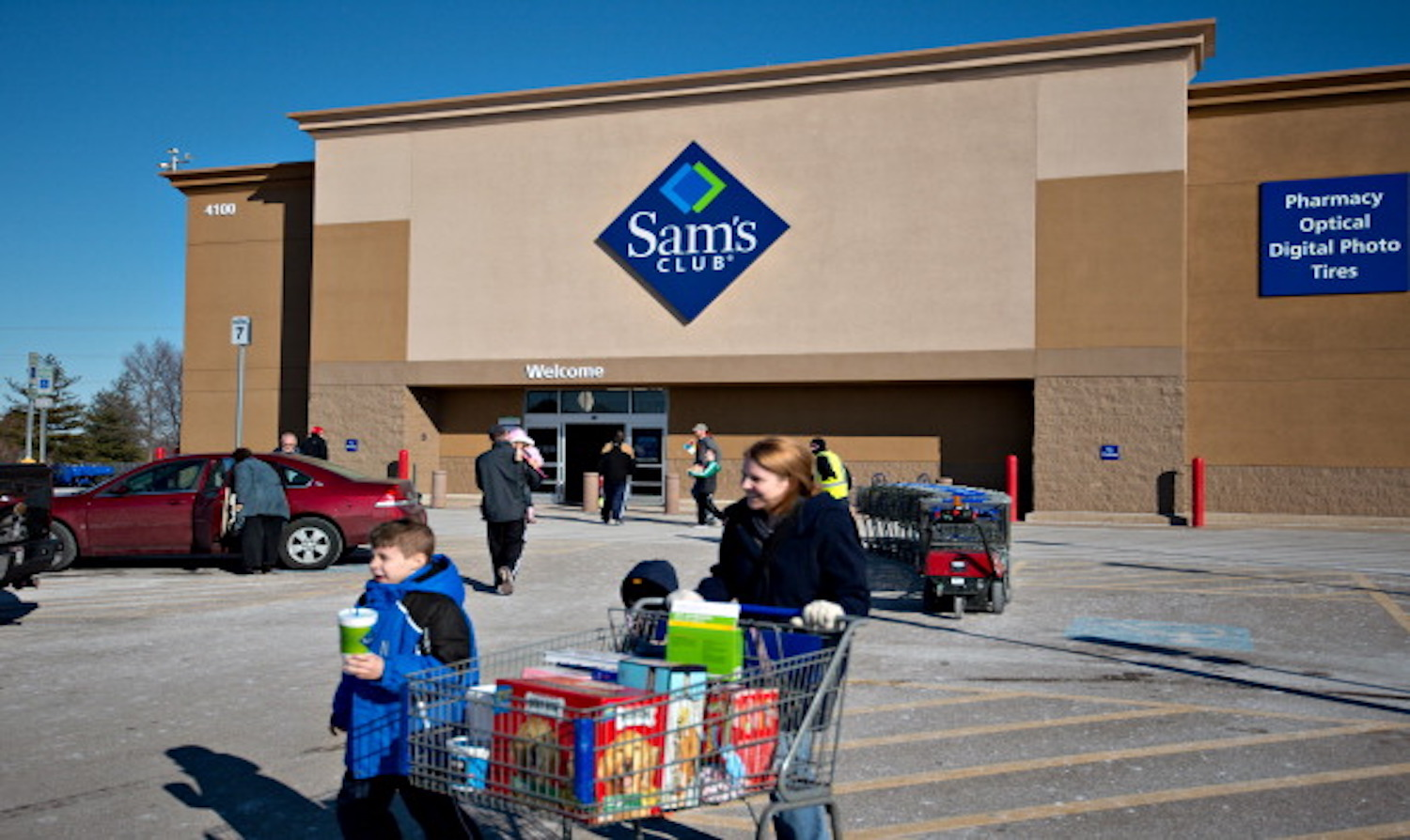 Sam's Club Now Has Its Very Own Line of Wines