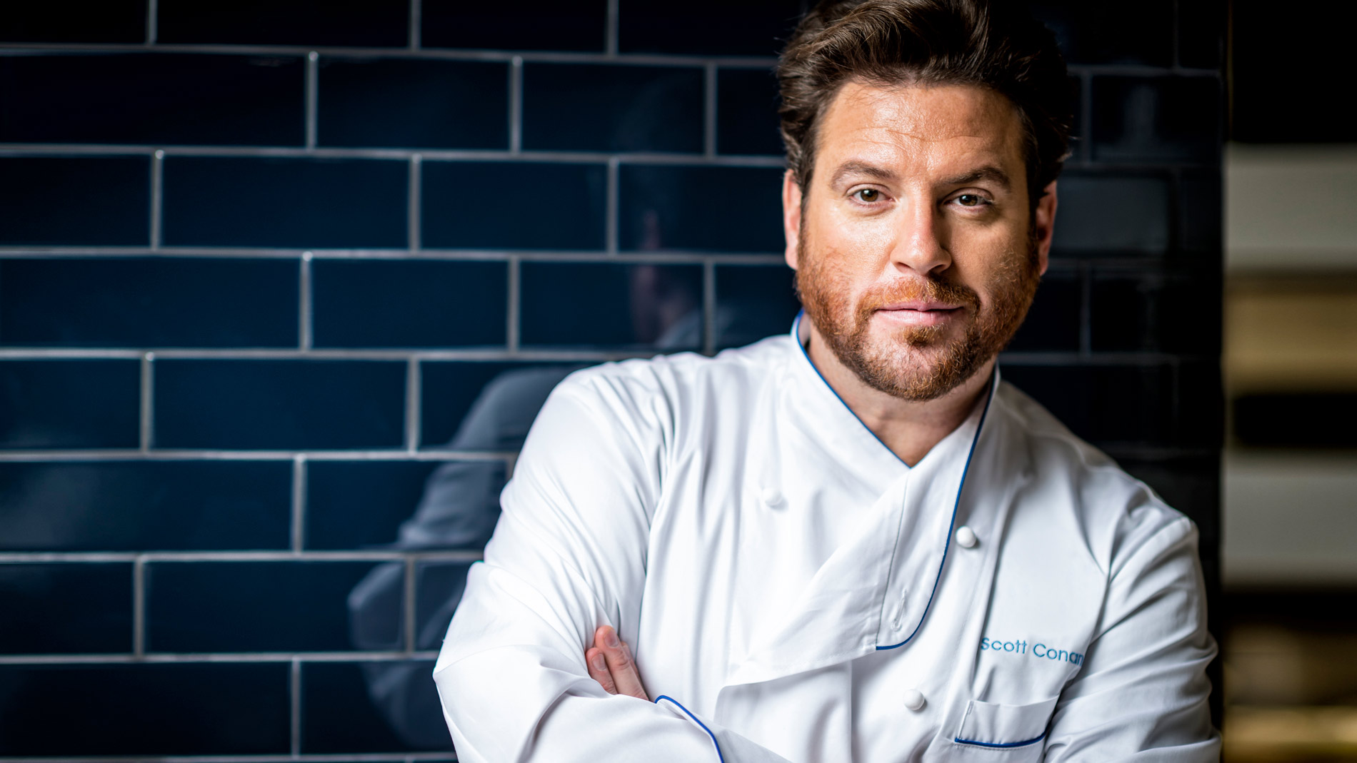 Why Chef Scott Conant Named His New Restaurant After His Grandmother