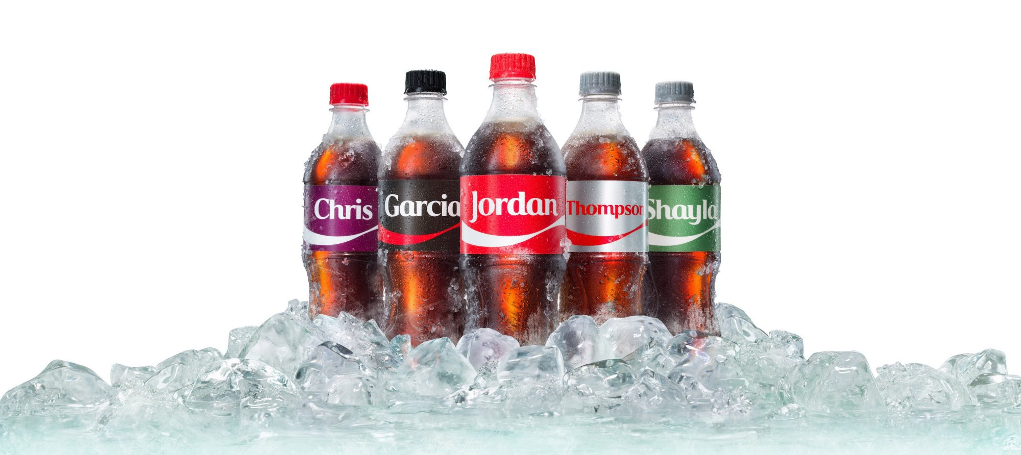 You Can Soon Look for Your First and Last Name on Coke Bottles