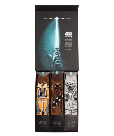 <p>Stance Star Wars Socks</p>