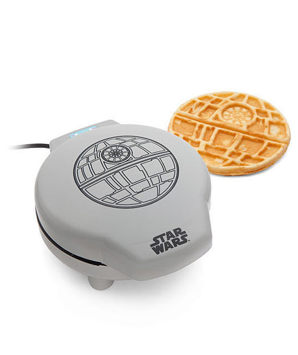 <p>ThinkGeek Death Star Waffle Maker</p>