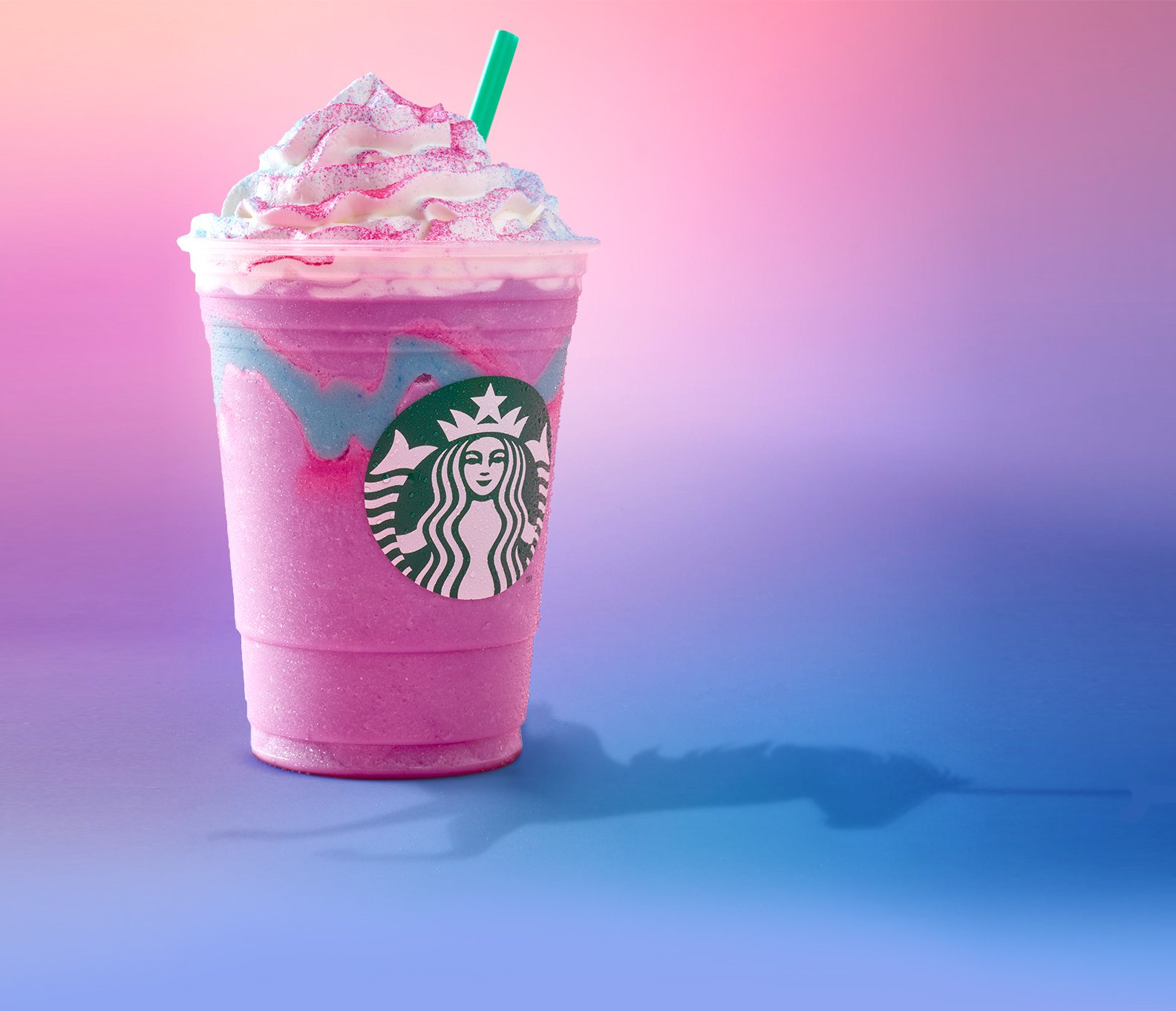 Why the Unicorn Frappuccino Is the Drink America Deserves