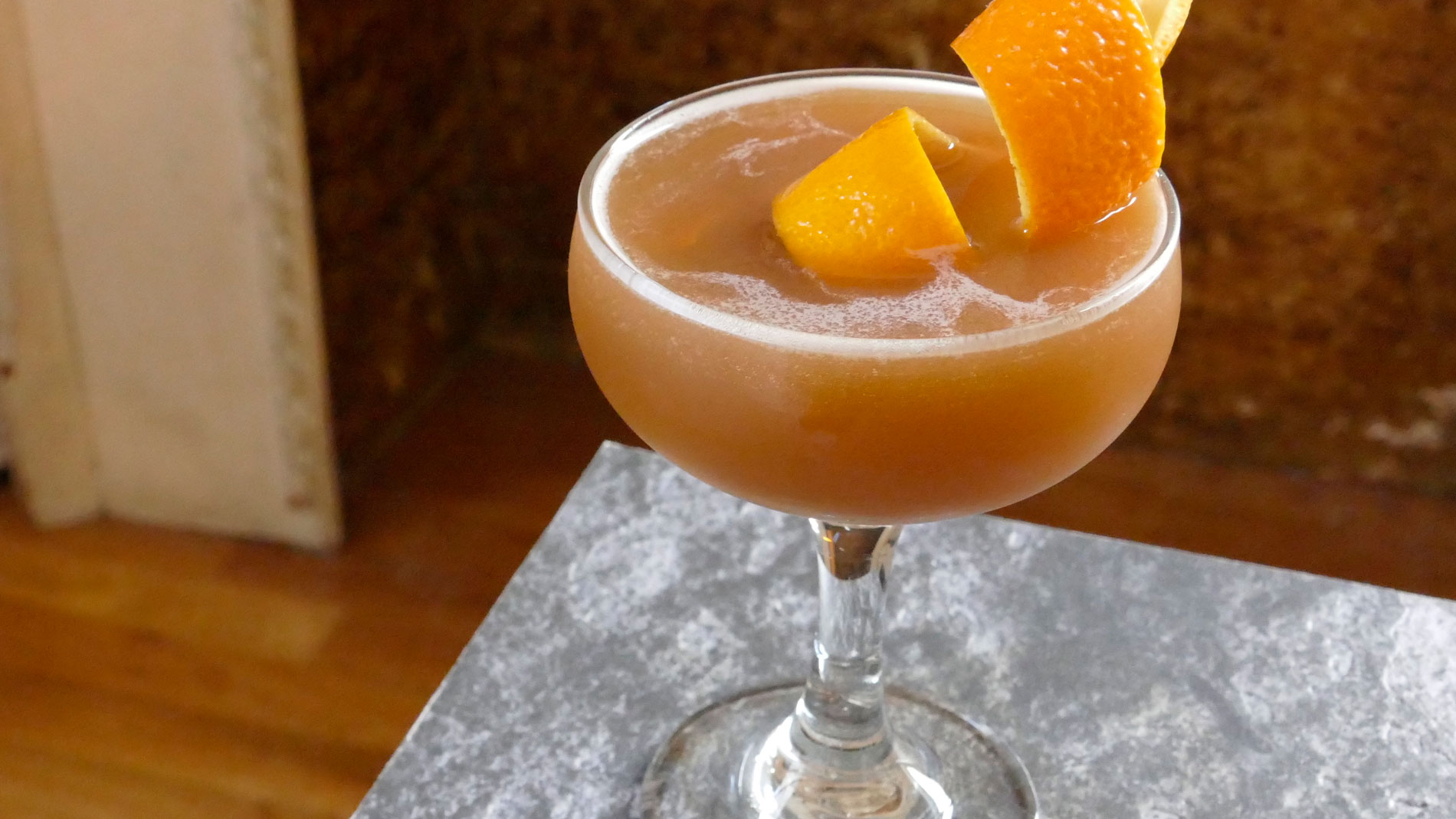Tequila Sunset Cocktail