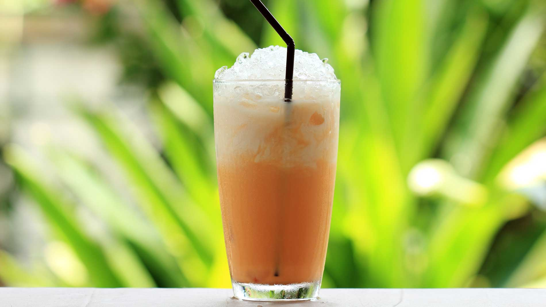 All The Things You Really Should Know About Thai Iced Tea