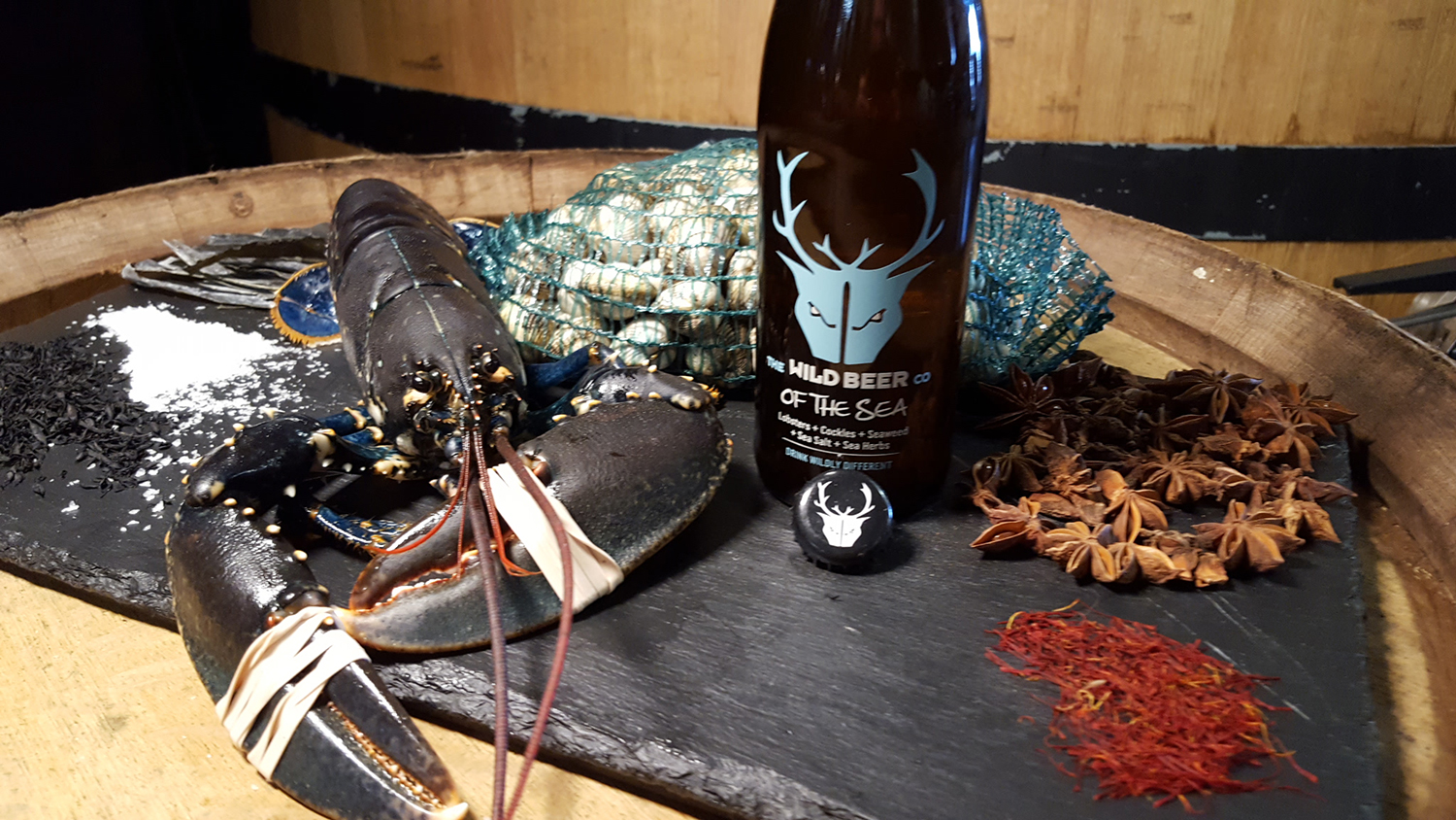 This Beer Has 30 Lobsters in It