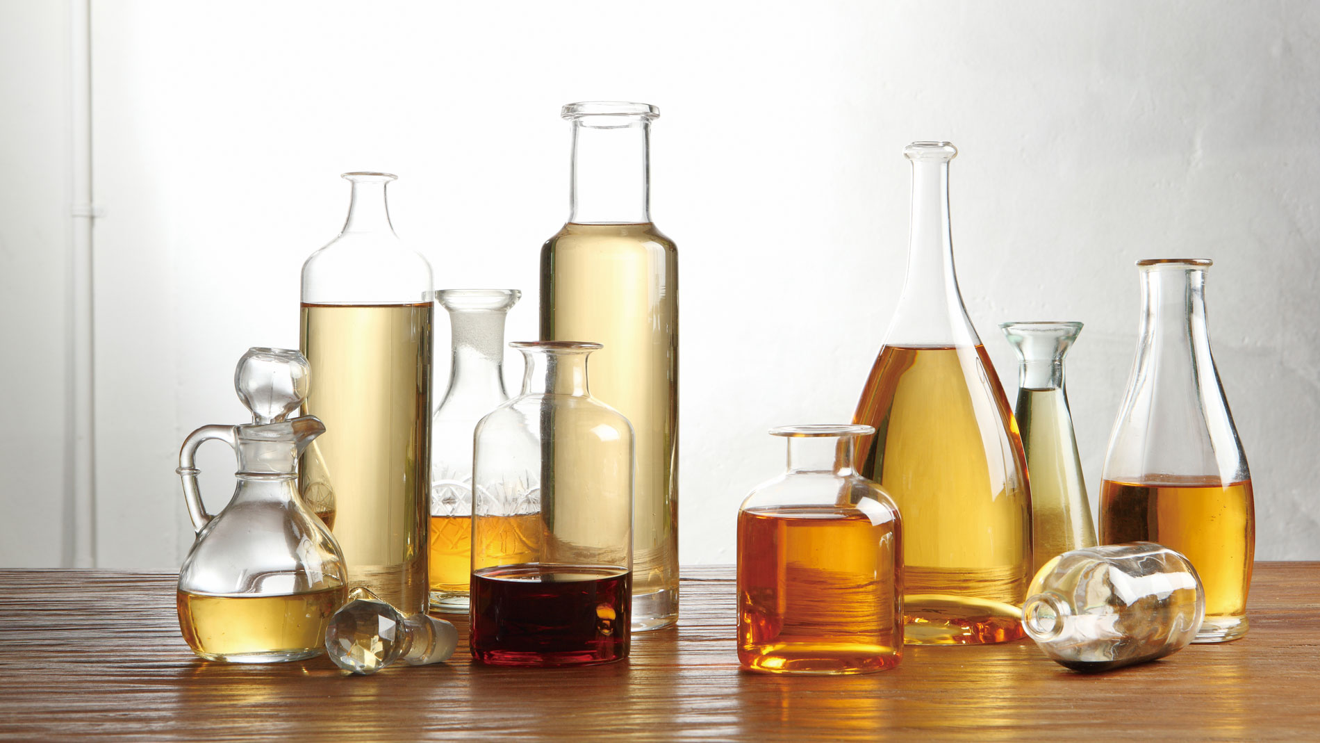 How to replace vinegar and its types