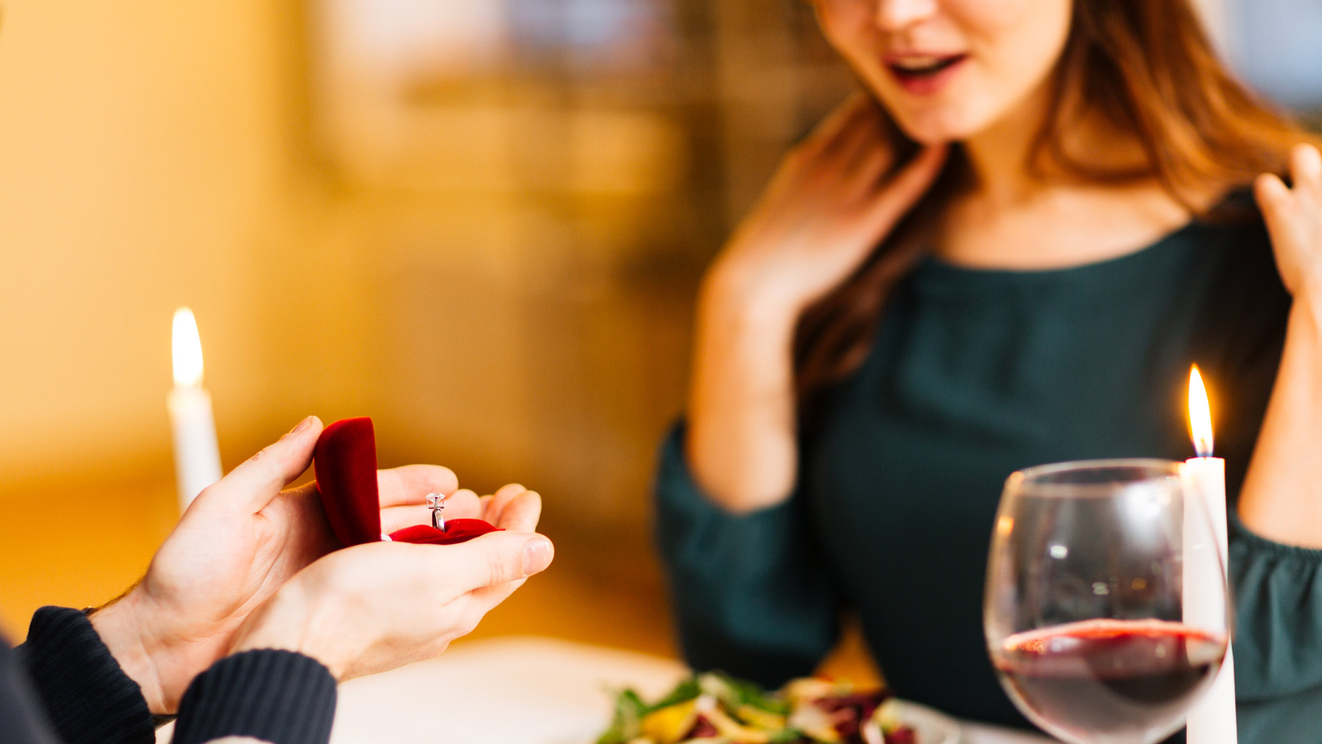 Marriage Proposal Stories