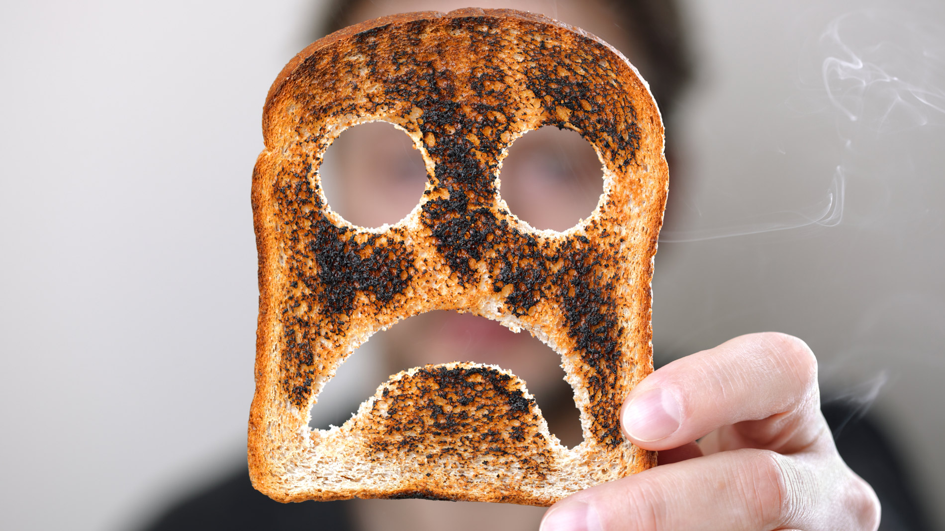 What to do if You Burn Your Toast