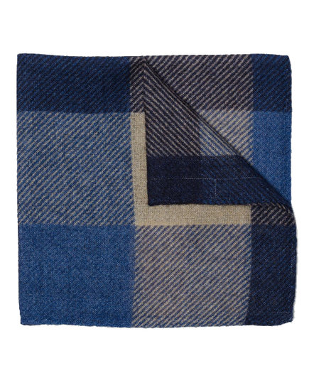 Club Monaco Wool Pocket Square