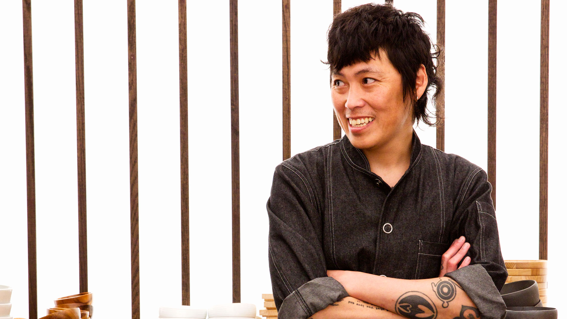 For Best New Chef Yoshi Okai Japanese Tradition With A Punk Rock Update Food Amp Wine