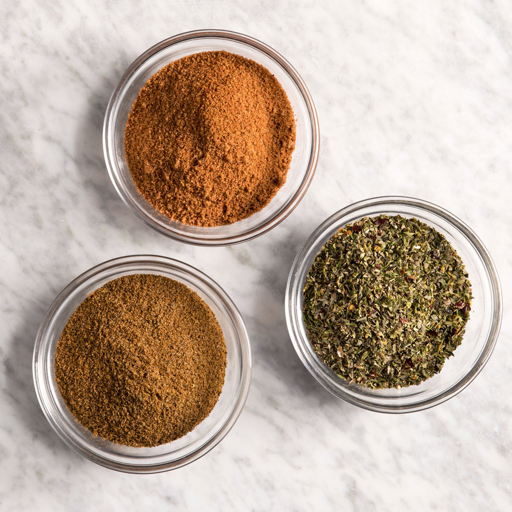 Dried Herb Rub