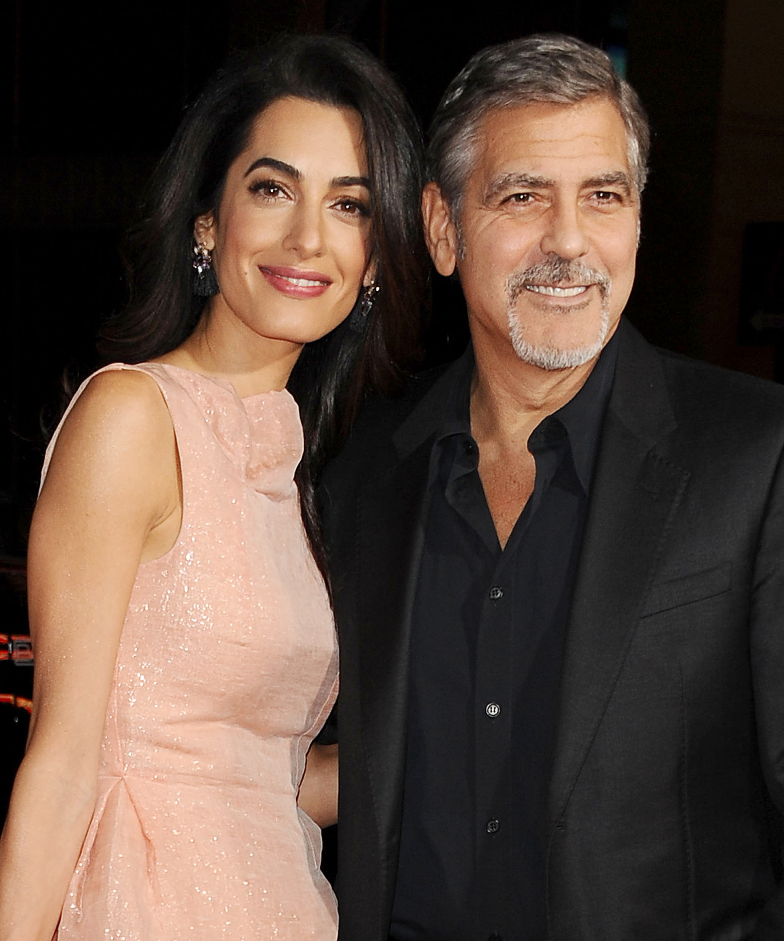 Amal Clooney Threw George an Epic Surprise Birthday Party