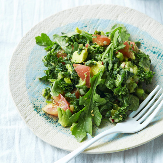 Kale-and-Avocado Salad