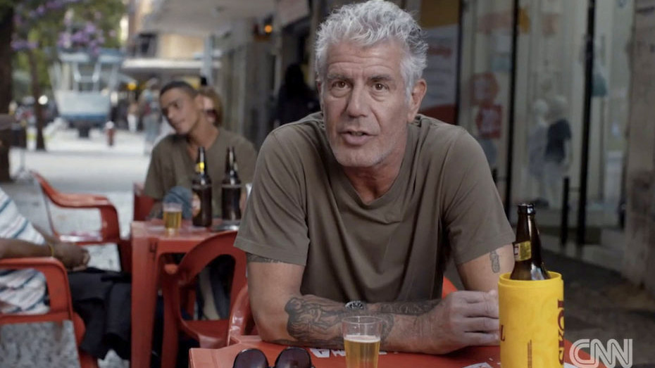 Anthony Bourdain Brazil
