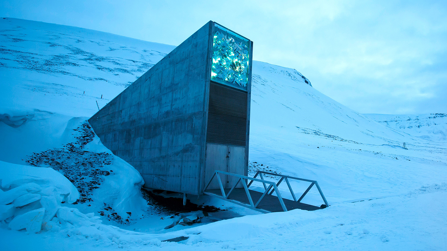 The Global Seed Vault That Is Supposed to Help Protect Us from Natural Disasters Just Suffered a Natural Disaster