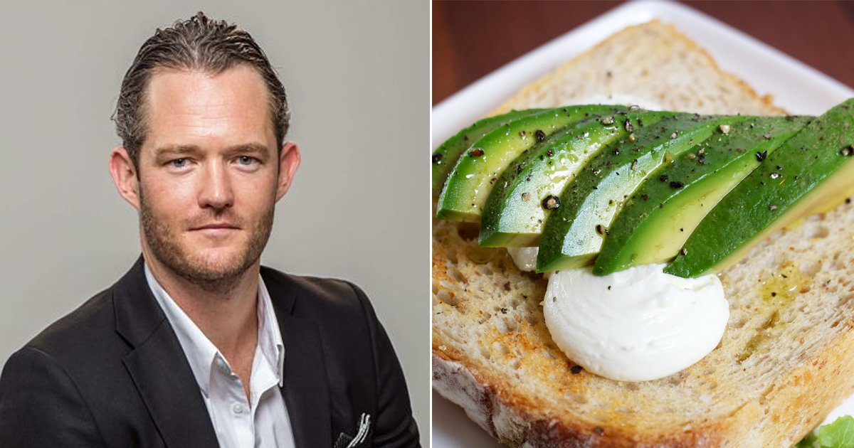 The Avocado Toast Millionaire Is Back With More Advice for Millennials