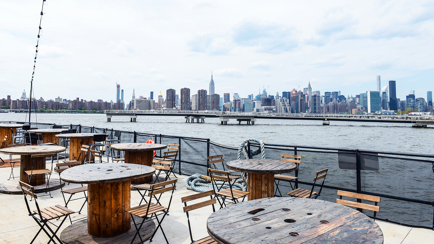 One of New York's Most Interesting Outdoor Dining Experiences Is About to Open Up