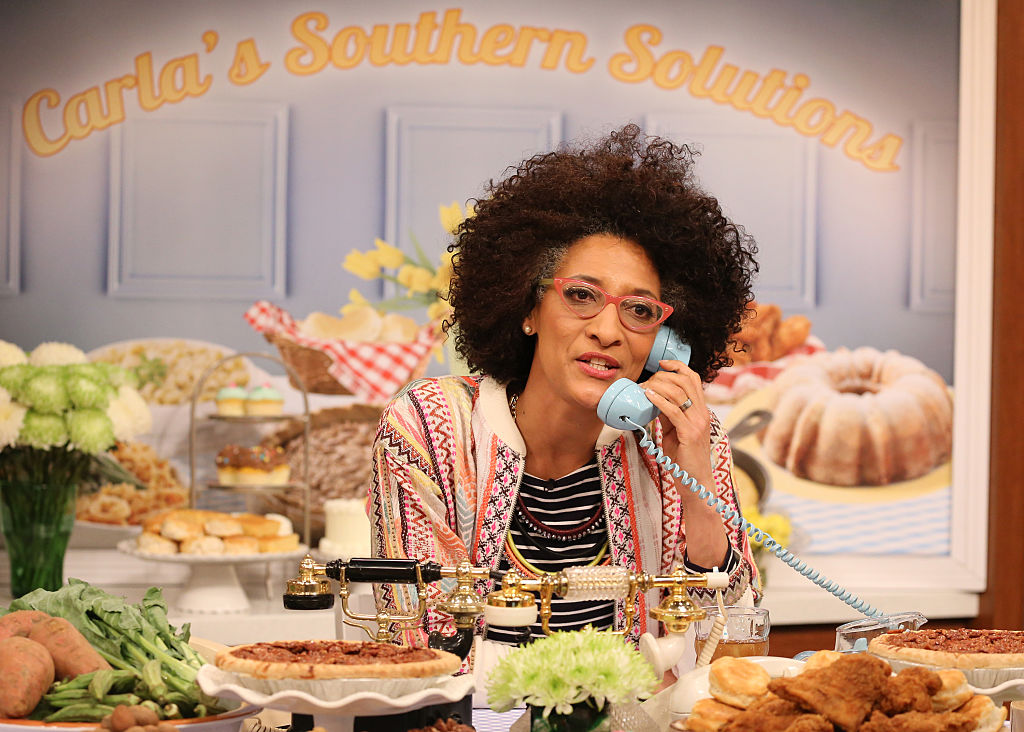 Carla Hall Ate These Slow-Cooked Pork Chops 'Every Sunday' as a Kid
