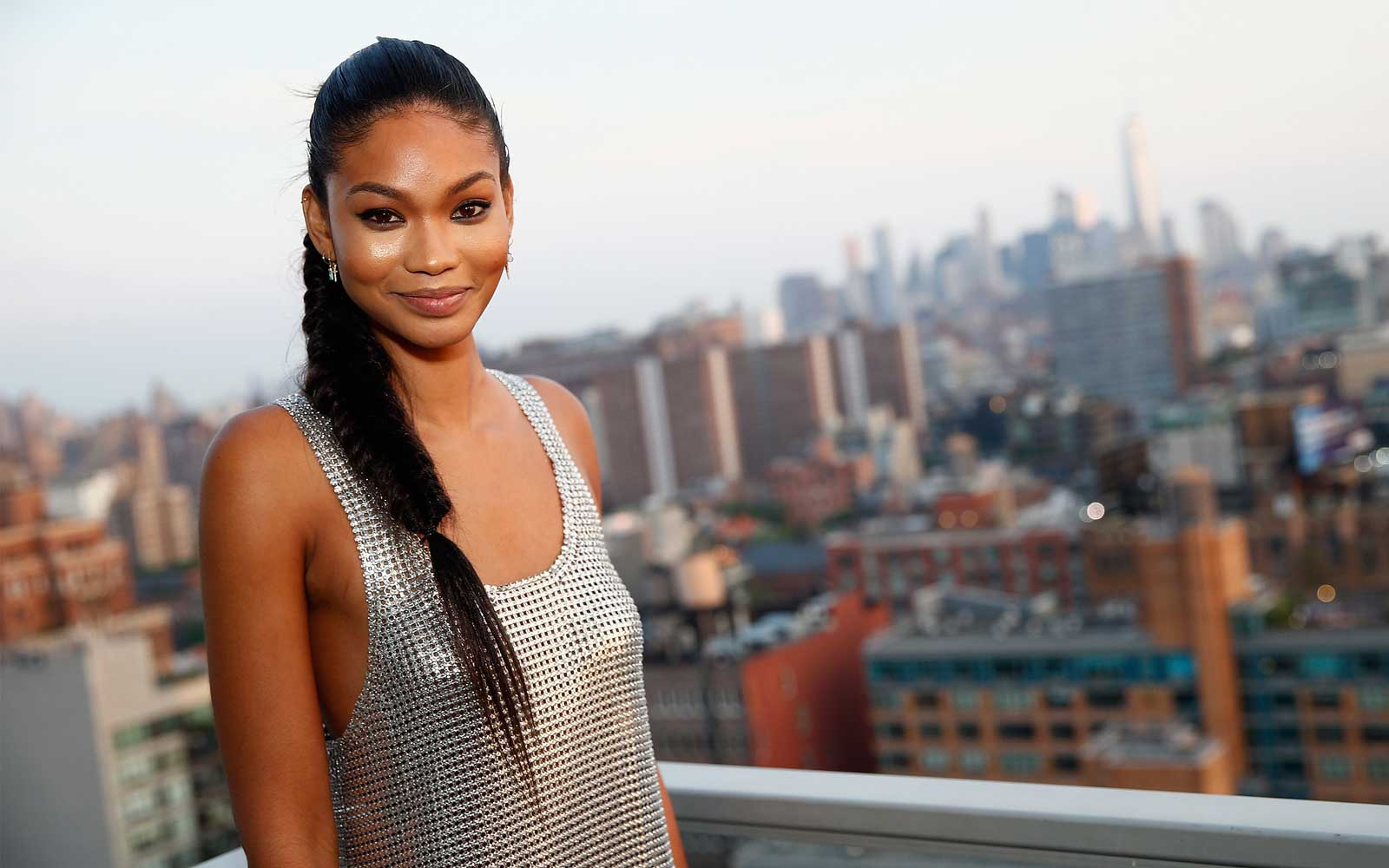Here's the One Thing Model Chanel Iman Will Never Travel Without