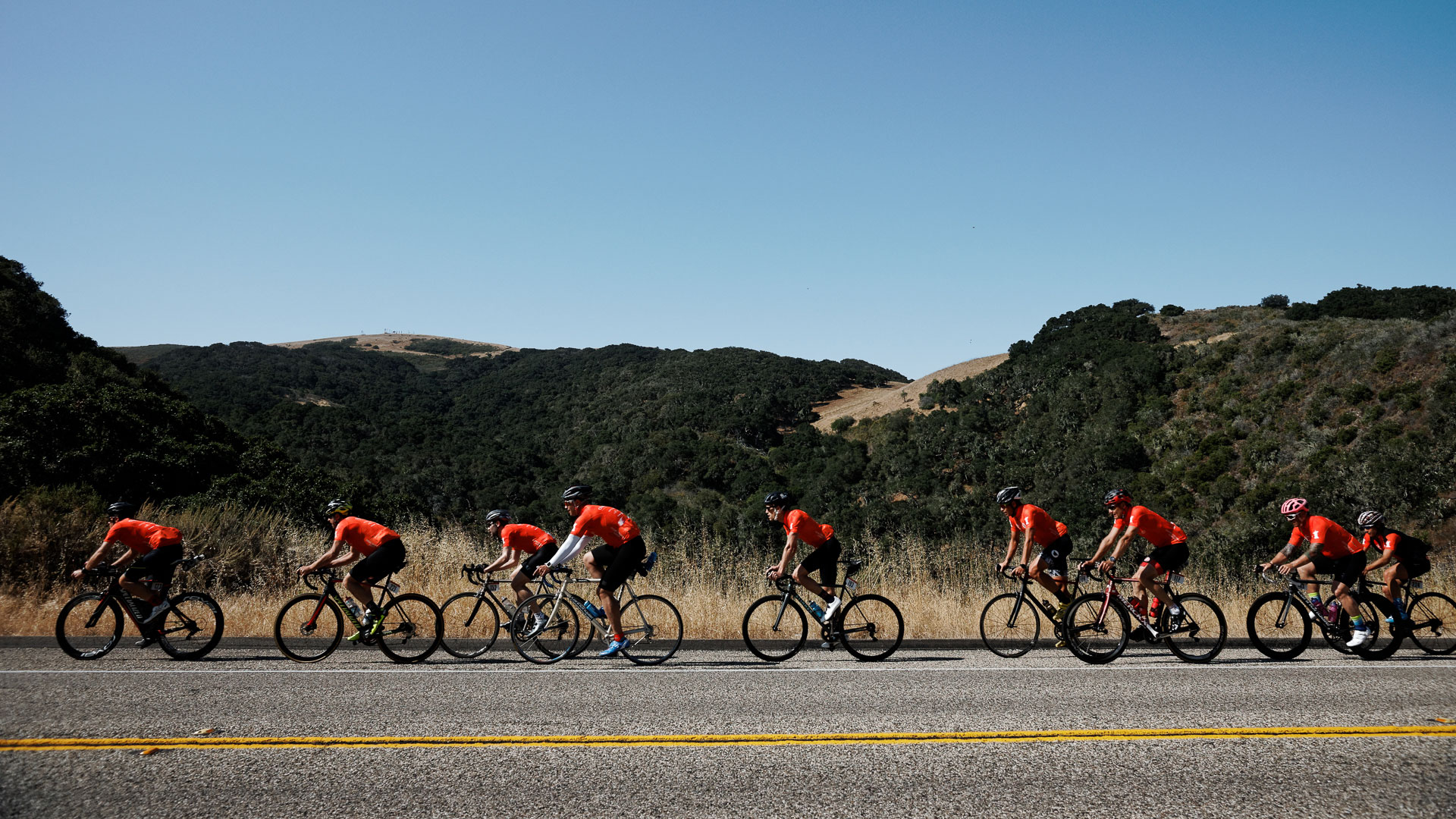 Why 300 Chefs Are About to Bike 300 Miles