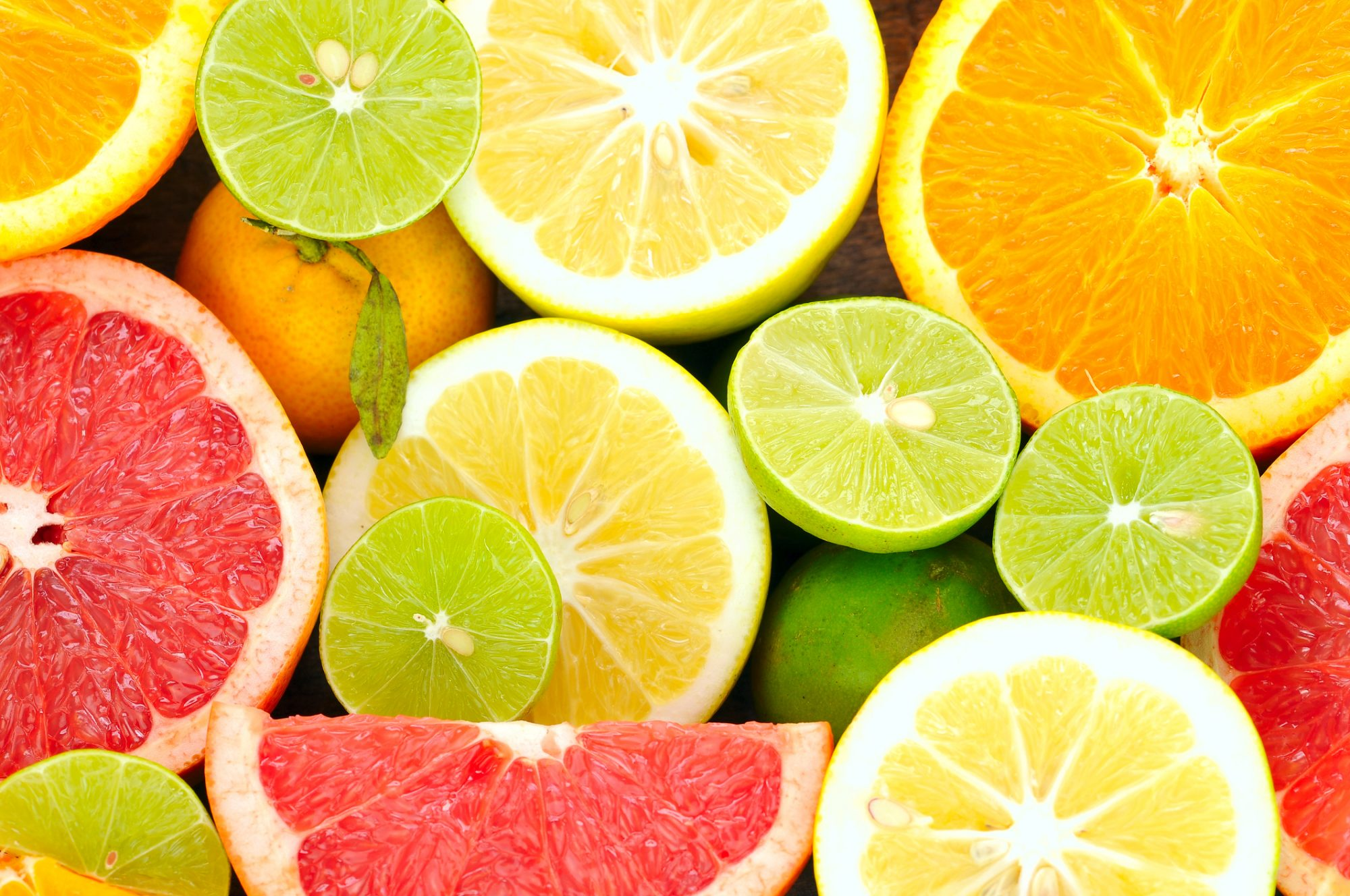 9 Surprising Health Benefits of Citrus Fruit