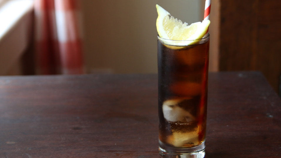 Coca-Cola Nut Cocktail